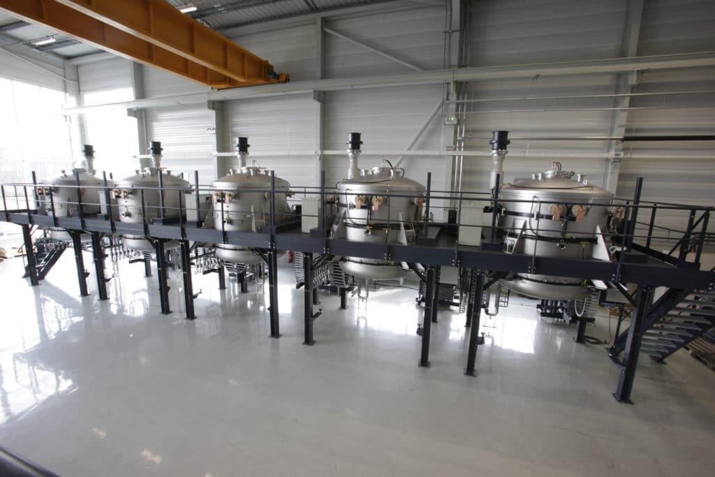 Заказ линии по производству кремниевых пластин под ключ мощностью 60 МВт в КАЗАХСТАНЕ.