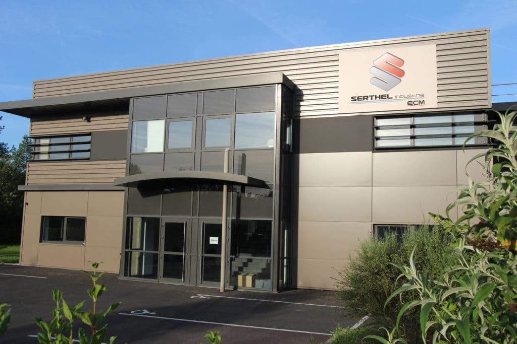 компания SERTHEL вошла в состав группы ECM Technologies и получила название SERTHEL Industrie.